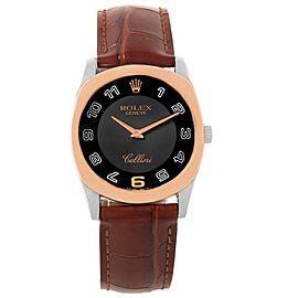 Rolex Cellini Danaos 4233 34mm Mens Watch