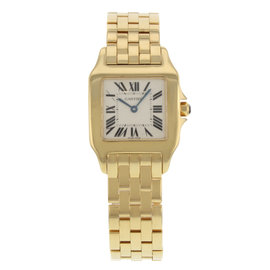 Cartier Santos W25062X9 26mm Womens Watch
