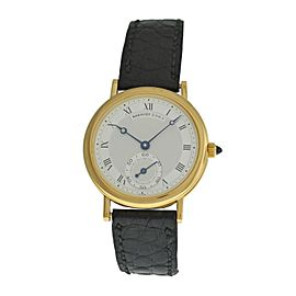 Ladies' Breguet Classic 3210 18K Yellow Gold Mechanical 31MM Watch
