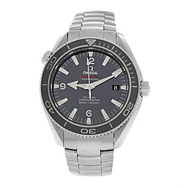 Omega Seamaster Planet Ocean 222.30.42.20.01.001 Co-Axial 42MM LiquidMetal LE