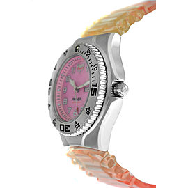 Ladies TechnoMarine Techno Sport Apnea TMAXS07 Steel Day Date Quartz 38MM Watch