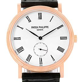 Patek Philippe Calatrava 5119 36mm Mens Watch