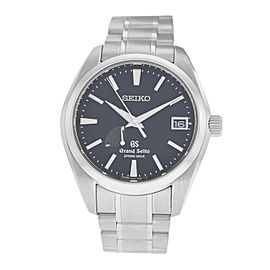 Mens Seiko Grand Seiko Spring Drive 9R65-0AA0 Automatic 41MM Watch