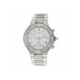 Unisex Cartier 2424 Chronoscaph 38MM Steel Date Quartz Watch