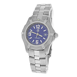 Ladies Tag Heuer WN1312-1 Steel Date 200M Quartz 28MM Watch