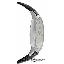 Mens Baume & Mercier Classima XL 65493 Steel Quartz 41MM Watch