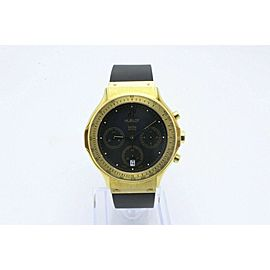 Hublot MDM Chronograph Reference 1621.3 18K Yellow Gold with Papers