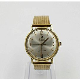 Omega Seamaster Automatic 18K Yellow Gold Stainless Steel