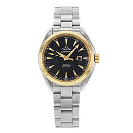 Omega Seamaster 231.20.34.20.01.004 34mm Womens Watch