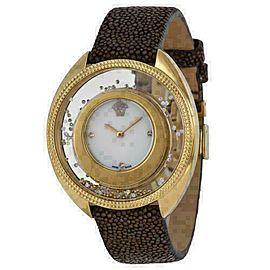 New Versace Destiny Spirit 86Q701MD497 S497 Floating Spheres 38MM Diamond Watch