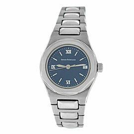 Ladies Girard-Perregaux Laureato Stainless Steel Date 26MM Quartz Watch