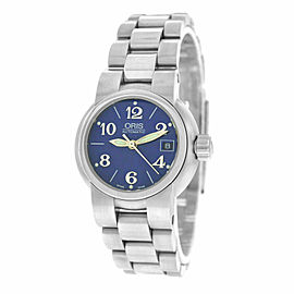 Ladies' Oris 7524 Stainless Steel Automatic Date 29MM Watch