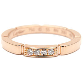 Cartier Maillon Panthère Rose Gold Ring