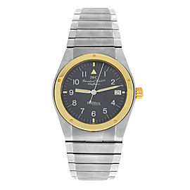 Unisex IWC Schaffhausen Ingeniuer Gold Stainless Steel 32MM Quartz Watch