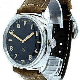 Panerai Radiomir PAM 424 California 3 Days 47mm Stainless Steel Men's Watch