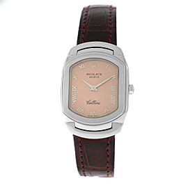 Ladies' Rolex Cellini Cellissima 6631 18K White Gold Quartz 24MM Watch