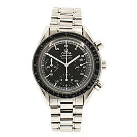 OMEGA Speedmaster Chronograph Automatic Black Dial Watch 3510.50