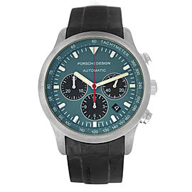 Porsche Design Dashboard PTC Chronograph P6612 6612.11.55.1139 Titanium 42MM