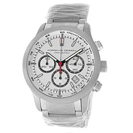 Porsche Design Dashboard Chronograph P6612 6612.11.11.0247 Titanium 42MM Watch