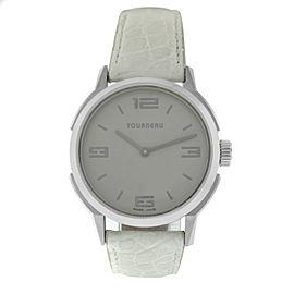 Tourneau TNY Roventa TNY350701007 Ladies Stainless Steel 35MM Quartz Watch