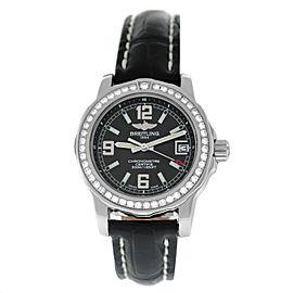 Breitling Colt 33 A7738753/BB51-777P Ladies Diamond Steel 33MM Quartz Watch