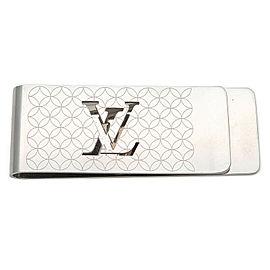 Auth Louis Vuitton Pince Billets Champs-Élysées Money Clip M65041 Used F/S