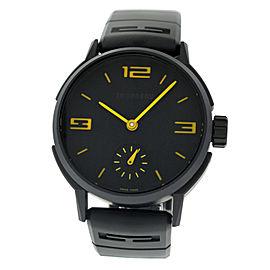 Tourneau TNY Rush Hour TNY440103901 PVD Limited Edition 44MM Mechanical Watch