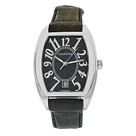 Tourneau Super Oro CA4070/2892A Unisex 18K White Gold 34MM Automatic Watch