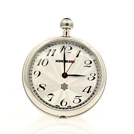 MONTBLANC Swiss Quartz Alarm Travel Pocket Watch