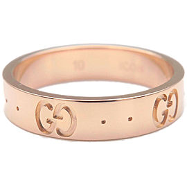 Authentic GUCCI ICON Ring