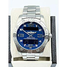 Breitling E79363 Aerospace Evo Titanium Chronometer Watch