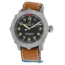 Breitling Aviator Super 8 B20 EB2040101L1X1 Titanium Automatic 46MM Watch