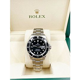 Rolex 16610 Submariner Black Dial Stainless Steel