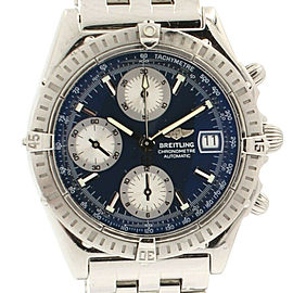 BREITLING Chronomat Chronograph 39mm Steel Automatic Men's Watch Ref: A13352