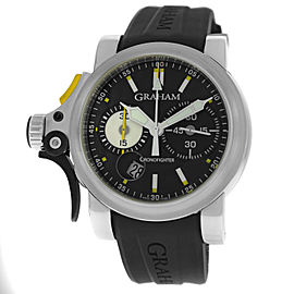 Graham Chronofighter Trigger 2TRAB.B01A Left Handed Automatic 45MM Watch