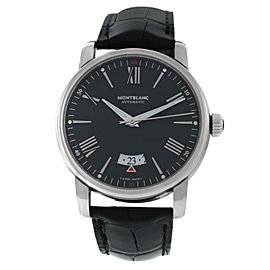 Montblanc Star 4810 Stainless Steel Date Automatic 42MM Watch with Box