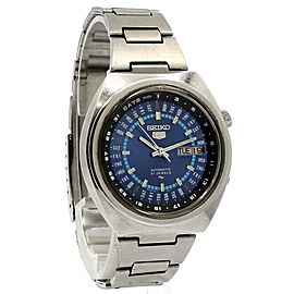 Seiko 5 Perpetual Calendar Automatic Stainless Steel 41mm watch Ref: 7019-6070