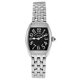 Franck Muller Curvex 2252 QZ Ladies Stainless Steel Quartz 22MM Watch