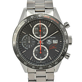 TAG HEUER Carrera CV201M Lewis Hamilton Limited Automatic Men's Watch