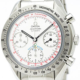 Omega Speedmaster 3538.30 Automatic Stainless Steel 39mm Mens Watch