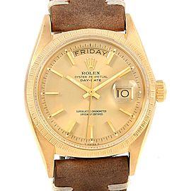 Rolex Day-Date 1807 Vintage 36mm Mens Watch
