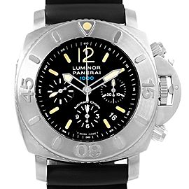 Panerai Luminor Submersible PAM187 47mm Mens Watch