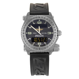 Breitling Emergency E56321 43mm Mens Watch