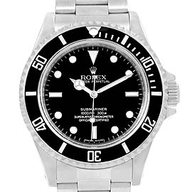 Rolex Submariner 14060 46mm Mens Watch