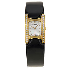 Ebel Beluga 8057A21 19mm Womens Watch