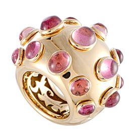 De Grisogono 18K Yellow Gold Tourmaline Ring