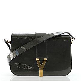 Saint Laurent Chyc Flap Bag Patent Medium