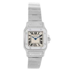 Cartier Santos Galbee W20056D6 24mm Womens Watch