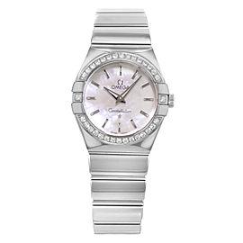 Omega Constellation 123.15.27.60.05.002 27mm Womens Watch