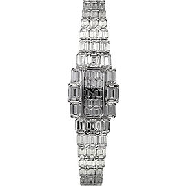 Vacheron Constantin Metiers d'Art 17701/710G-7393 18K White Gold with Diamond 19.61 mm Womens Watch